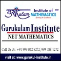 CSIR Net Mathematics Preparation