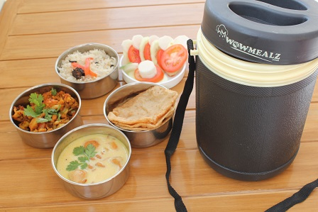 photo of Wowmealz Caterers Tiffin Service