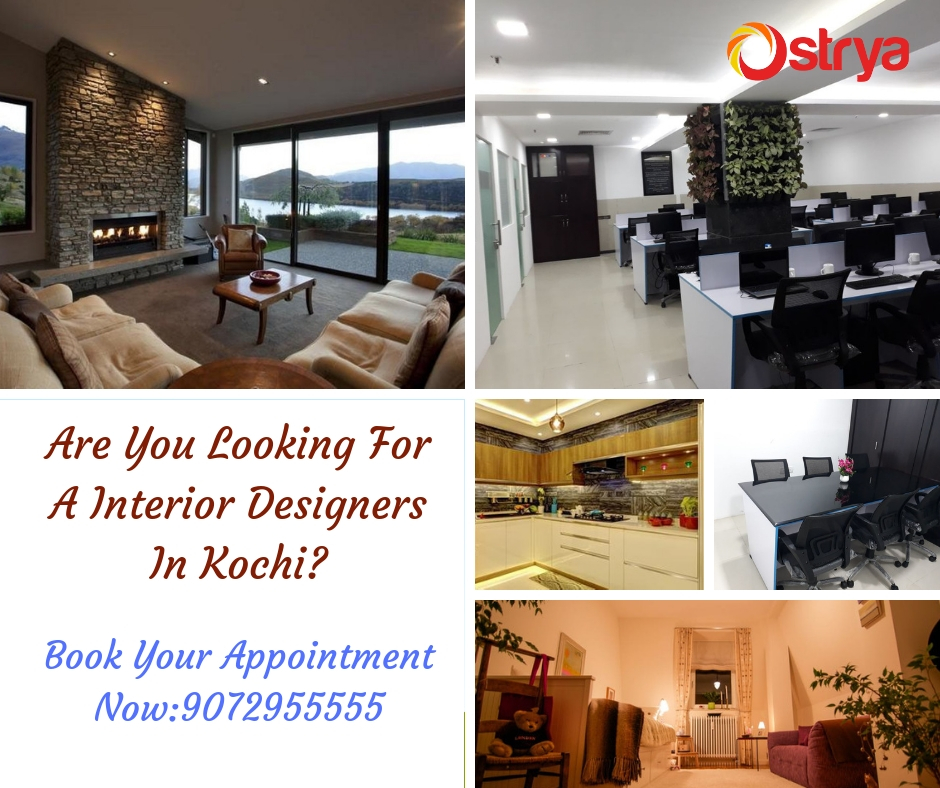 photo of Interior Designers Kochi–Ostrya