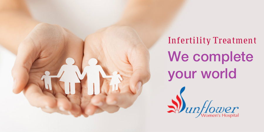 photo of Sunflower Hospital   Best of the Best IVF Center in Ahmedabad