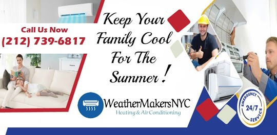 photo of Weather Makers Air Conditioning Installation NYC